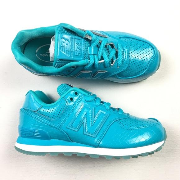 6513c7711a2a New Balance 574 Aqua Croc Kids Youth Shoes 1 Z13